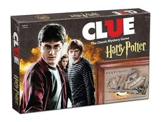 Harry Potter Board Game, Mystery Games, Board Games, Gift Ideas, Reading, Books, Libros, Tabletop Games, Book