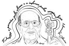 Vamos ilustrar Manoel de Oliveira | P3