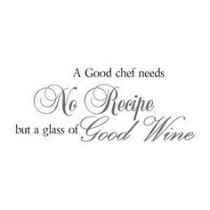 Chef Quotes - Bing Images