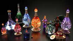Skyrim potions by Etrelley.deviantart.com on @DeviantArt