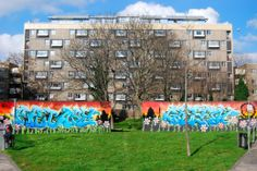 A lesson in love: Priory Green Estate, King's Cross | Love London Council Housing