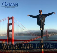 #workandtravel #wat #work #travel #usa #wat2017 #wat2018 #ozmanworkandtravel #ozmanyurtdisiegitim