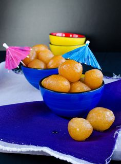 Turkish Lokma | giverecipe.com  | #dessert #fried #dough #middleeast
