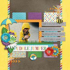 Puddle Jumper - Scrapbook.com