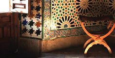 La leyenda de los Azulejos de Mexuar