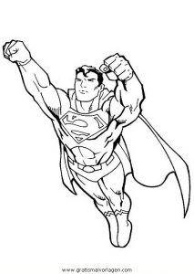 Malvorlage Superman Superman 49 Malvorlagen Für Jungen