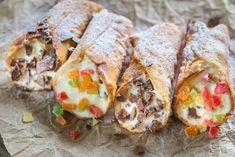 Cannoli, Fresh Rolls, Macarons, Sushi, Waffles, Tacos, Paleo, Cookies, Ethnic Recipes