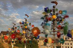Il Centro per le Arti Cafesjian di Yerevan, una cascata di arte contemporanea e di cultura Armena