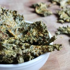 Crispy, cheesy kale chips are so easy to make even if you don't have a dehydrator.