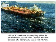 Argumentative paper on exxon valdez oil spill