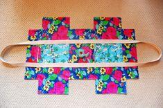 How to Make a Ruffle Duffle Bag 3 of 4 2019 - ruffle bag bag bag boy parody bag crochet pattern bag pattern free bag code duffle bag - bag - Ruffle Skirt Summer Dress 2019 Duffle Bag Patterns, Bag Patterns To Sew, Diy Duffle Bag, Mochila Tutorial, Fabric Crafts, Sewing Crafts, Ruffles Bag, Ruffle Skirt, Bag Crochet