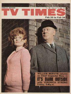 It's Dark Outside (Granada, 1964-65) Veronica Strong and William Mervyn