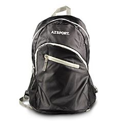 AZSPORT Foldable Backpack Best for Camping and Traveling Lightweight Black *** Details can be found by clicking on the image. (This is an affiliate link) Hiking Tips, Camping And Hiking, Camping Gear, Best Ultralight Backpack, Ultralight Backpacking, North Face Backpack, Black Backpack, Amazon Associates, Cool Backpacks