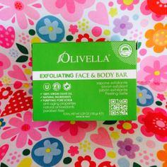 Olivella Exfoliating Bar Soap cleanses and nourish your skin with a rich and creamy lather. #olivella #exfoliating #barsoap #allnatural #vegan #virginoliveoil #mint #dryskin