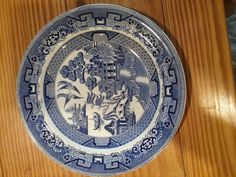 Hey, I found this really awesome Etsy listing at https://www.etsy.com/listing/238233245/beautiful-oriental-plate-has-no-name