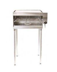 Birba Barbecue in acciaio inox GA srl