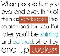AMEN!  This is a great quote... nothing you can do about people who are so unhappy with their own life that they continuously try to destroy others.  Simply a pathetic way to live.  I will just live my life and make those people an afterthought... not worth my time or energy :)