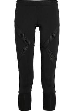 Adidas by Stella McCartney|Climalite® stretch-jersey leggings|NET-A-PORTER.COM
