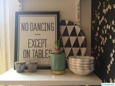 Vår lägenhet, 49kvm! - Ett inredningsalbum på StyleRoom av Tina85