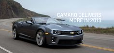 Chevy Culture | Chevy Culture | Camaro ZL1 Convertible Makes History Again | Chevrolet