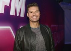 Ryan Seacrest is breathing a huge sigh of relief. That's because Kim Kardashian will be filling in for Kelly Ripa for an episode of Kelly and Ryan Live! Celebrity Scandal, Ryan Seacrest, Kelly Ripa, Nyc Subway, Julianne Hough, American Idol, Kim Kardashian, Celebrities, Entertainment