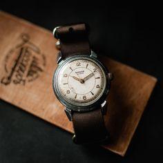 Collectible original vintage watch Rodina, classic men watch, soviet watch, mechanical watch, mens wristwatch, russian watch
