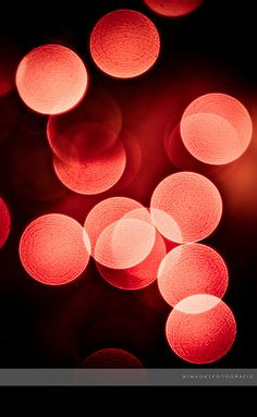 Happy New Year's Bokeh by  WimKok, via Flickr