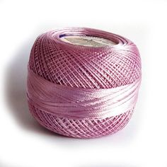 Lavender Polyester thread. Tatting, Lavender, Trending Outfits, Unique Jewelry, Handmade Gifts, Etsy, Vintage, Kid Craft Gifts, Bobbin Lace