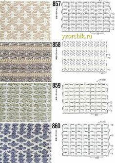 Patrones Escudo patrones Conchas patrones cielo abierto estrías patrones de color con alambre