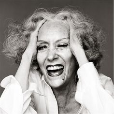 Richard Avedon: Gloria Swanson, 1980