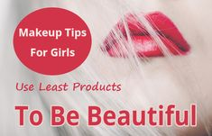 Makeup Tips For Girls – Use Least Products To Be Beautiful Not everyone likes to get up an hour earlier to do hair and makeup for the day. Sleep is sacred a Makeup Tips, Hair Makeup, Oily Hair, Beauty Hacks, Beauty Tips, The Girl Who, Health And Beauty, Things To Come, How To Get