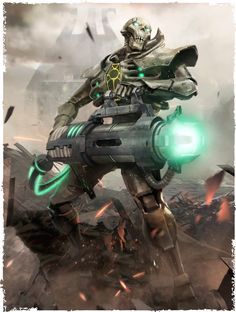 Forces of the Necron (The Immortals) by kokoda39 on DeviantArt