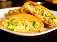 Chicken Broccoli Crescent Bake