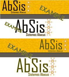 ABSIS....Logos...ABACUS