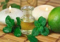 Эфирное масло мяты для жирной, проблемной и комбинированной кожи 0