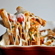#Delicious! A great collection of #Shaped Pasta #recipes from #KeyIngredient.