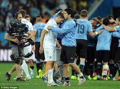 #worldcup2014# #uruguay# #england#