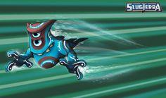 Enigmo transformmatte Wallpaper | Mo: the Enigmo Slug Coloring Page from Disney's XD Slugterra | SKGaleana