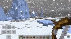 Minecraft-snow-biome-seed