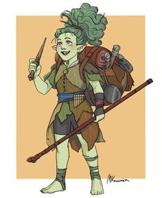 Gnome druid comission for ! Fantasy Character Design, Character Creation, Character Design Inspiration, Character Concept, Character Art, Character Ideas, Dungeons And Dragons Characters, Dnd Characters, Fantasy Characters