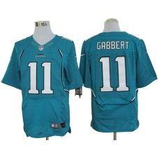 a10e93e7159 Nike Blaine Gabbert Jersey Elite Team Color Green Jacksonville Jaguars #11  Blaine Gabbert, Taco