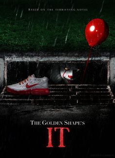 It x Nike Air VaporMax Pennywise