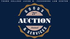Our 21st Annual Goods and Services Auction was held on March 11th, 2015.