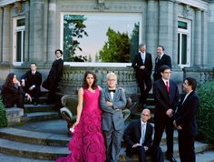 Pink Martini had a photo shoot at the Pittock Mansion for an album cover, but they didn't use it.