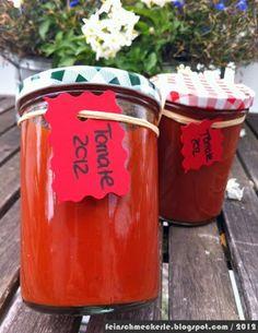 Tomatensauce auf Vorrat einkochen, Tipps & Kniffe