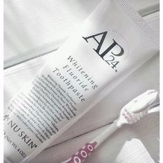 NU Skin Nuskin AP 24 Whitening Fluoride Toothpaste for sale online Whitening Fluoride Toothpaste, Teeth Whitening Remedies, Natural Teeth Whitening, Skin Whitening, Nu Skin, Houston, Skin Care Routine For 20s, Nail Treatment, Dresses