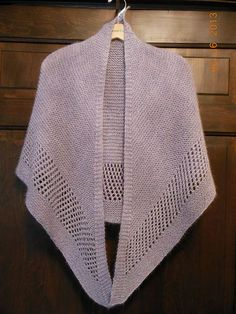 perfect shawl it takes only one hank can't go wrong! and the colors that are… Knitting Patterns Free, Knit Patterns, Free Knitting, Knitted Poncho, Knitted Shawls, Lace Shawls, Knit Or Crochet, Crochet Shawl, Prayer Shawl Patterns