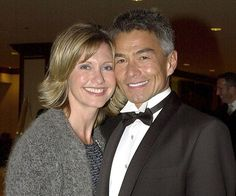 Olivia Newton-John has told of how she is still puzzled about what happened to Patrick McDermott.