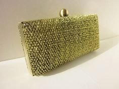 LBD meet your new best friend- little sparkly clutch!    Party clutch by VincentVdesigns, $49.00