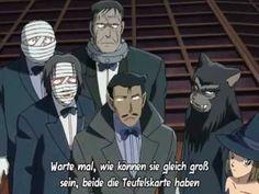 Detektiv Conan Folge 345 Konfrontation Mit Der Organisation 4 - YouTube
